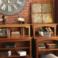 Various Size Bookcases