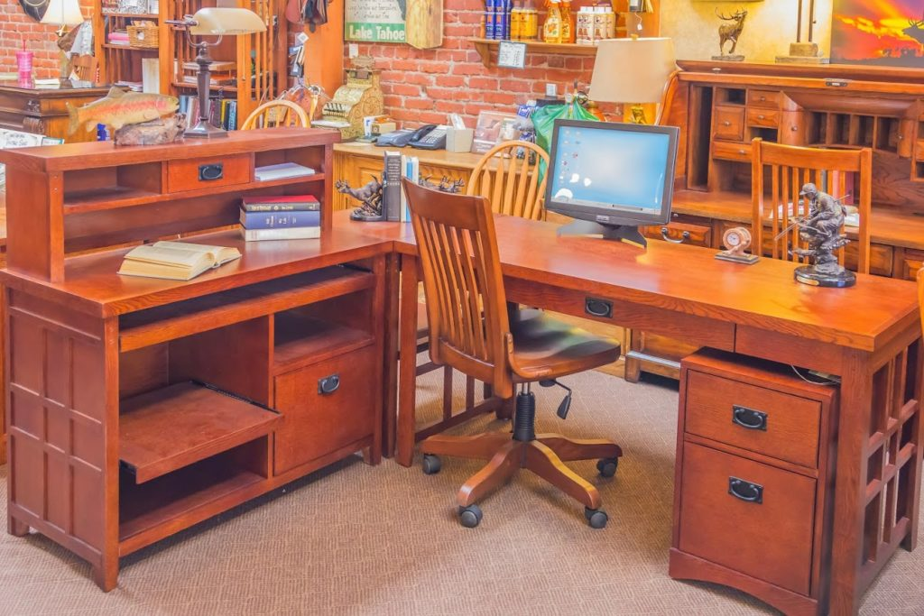 Mission Office, Finish Options