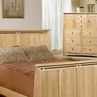 Cherry Bedroom Set