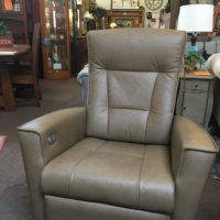 Power-Swivel Glider Recliner