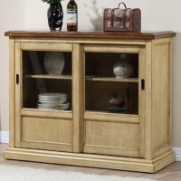 Two-tone Sideboard