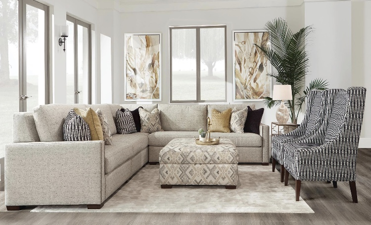 Sofa and Chairs by Marshfield