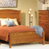 Maple Bedroom Set