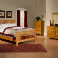 Spindle Bed, Chest, Dresser & Nightstand